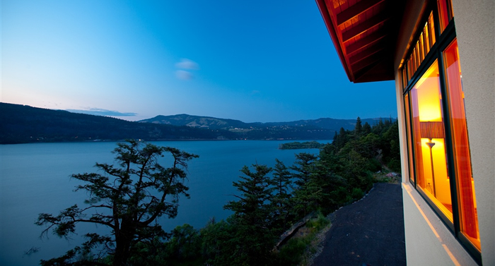 Columbia Cliff Villas, Columbia River Gorge